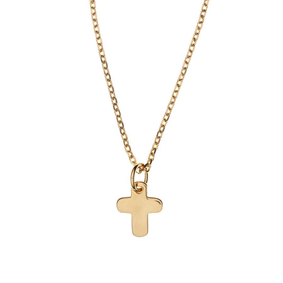 Collier croix Mademoiselle-Fanny